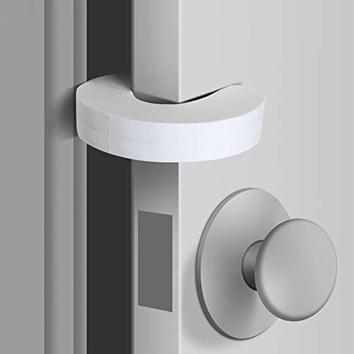 Türstopper aus Schaumstoff, C-Form, 6 Stück, EVA-Türschutz, verhindert Fingerverletzungen, Baby-Sicherheits-Schutz, Türstopper, Wie abgebildet, 6 Stück