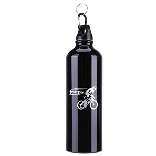 Gowind6 deportes agua 750ml aleación de aluminio bicicleta agua aislamiento térmico Ciclismo botella de agua