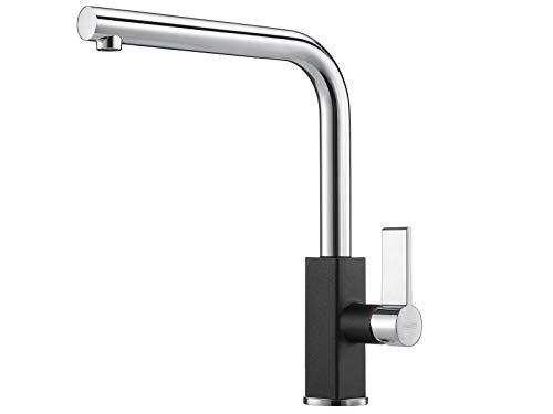 Franke Maris Onyx - 11059 Hochdruckarmatur Wasserhahn