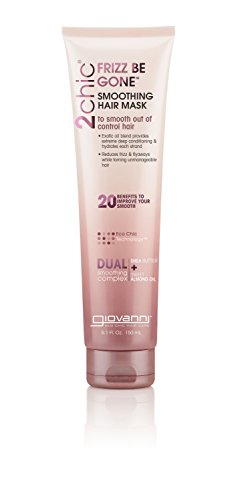 Giovanni 2Chic® Frizz Be GoneTM Glättende Haarmaske, 150 ml