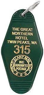 lotuwio Twin Peaks Llaveros La Gran Sala De Hotel del Norte ...