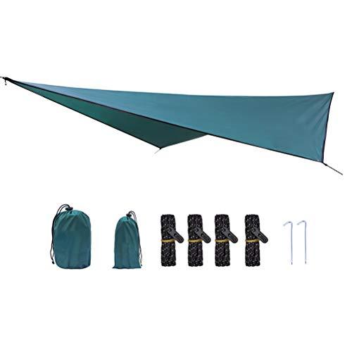 Akemaio Outdoor-Strand-Zelt beweglicher leichtes Quadrat Sonne Schutz Sonnenschutz wasserdichte Camping-Zelt Markise Picknick Camping Canopy