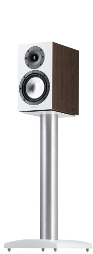 Canton GLE 42670W Braun, Weiß Lautsprecher–Lautsprecher (XLR, 1.0Kanäle, kabelgebunden, 70W, 42–30.000Hz, braun, weiß)