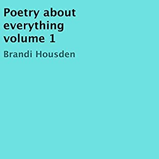 Poetry About Everything, Volume 1 cover art