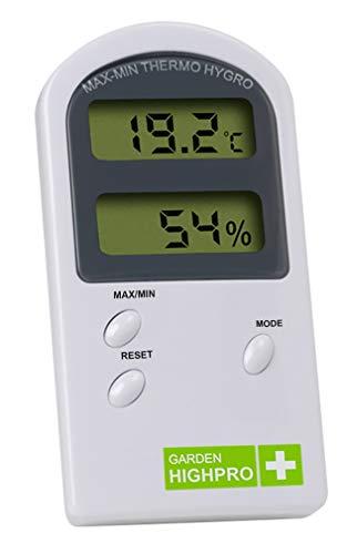 Garden highpro termohigrometro Basic,