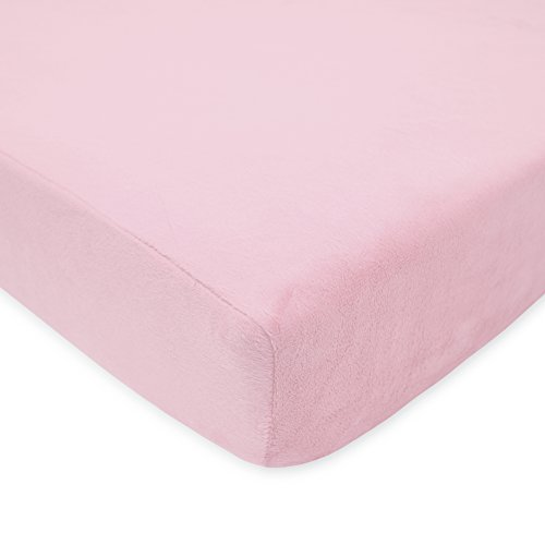 Best Prices! American Baby Company Heavenly Soft Chenille Fitted Crib Sheet for Standard Crib and To...
