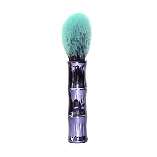 unique section de bambou peinture en poudre peinture 1pcs au miel pinceau de maquillage multifonctionnel