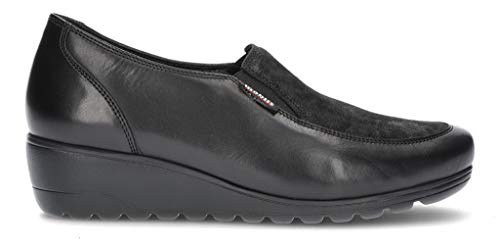 Mephisto P5132254 Zapatos Mujeres Negro 39