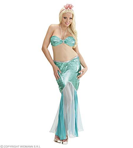 WIDMANN Desconocido Disfraz Sirenita| talla L