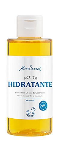 Alma Secret Aceite Corporal con Almendras Dulces & Caléndula - 150 ml