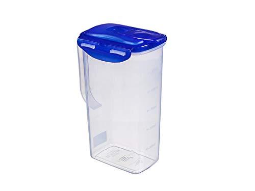 iSi Lock & Lock HPL733 - Jarra de plástico con Tapa (1,5...