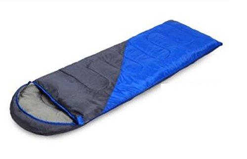 ZHANGHAOBO Sacs De Couchage Camping en Plein Air l'adulte Peut être Couché Four Seasons Envelopes Sac De Couchage,A1