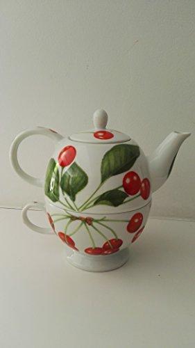 Taitu–Tee-Set für eine Person Fruits