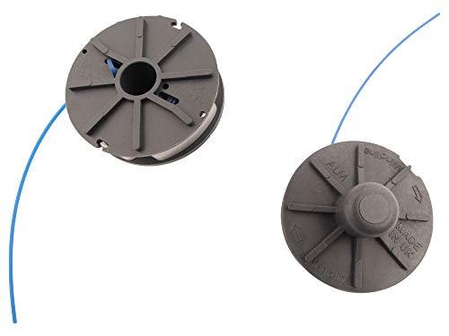 Fadenspule 1,5mm (2er Set) passend Gardena Turbotrimmer ComfortCut 450/25 Freischneider