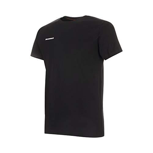 Mammut Herren Seile T-Shirt, Black PRT3, XXL