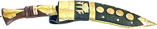 Gurkha Decor Kukri Hand Forged Khukuri Blade, Full Tang Nepal Made...