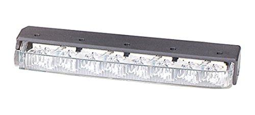 HELLA 2PT 980 850-801 Tagfahrleuchtensatz - LEDayLine - LED - 12V - Einbau - Set