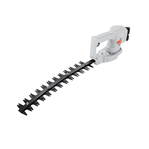 Maniny Recortasetos eléctrico 800W (Longitud de la Hoja: 420mm, Corte por Minuto: 1800 min-1) 24V12ah/24V20ah/24V30ah Batería de Litio