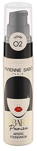 Vivienne Sabo - Cabaret Premiere - Fond de teint Artistic 25 ml, type : Ivoire
