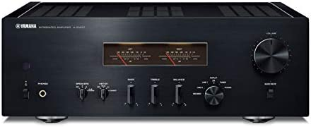 Yamaha Audio A S1200BL Integrated Amplifier Black product image