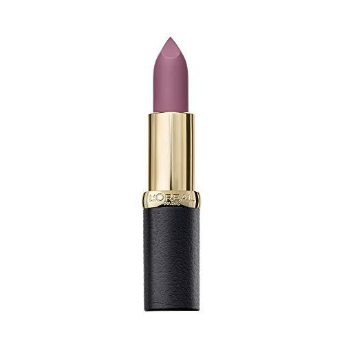 L'Oréal Paris Color Riche Matte 471 Talisman, matter Lippenstift mit pflegenden Ölen, cremige Textur für maximalen Lippenkomfort