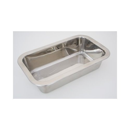 small stainless steel loaf pan - 3