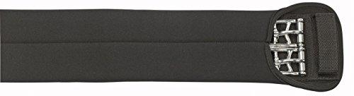 Busse Sattelgurt PRO Soft-DR, elastisch, 45 cm, schwarz, 45