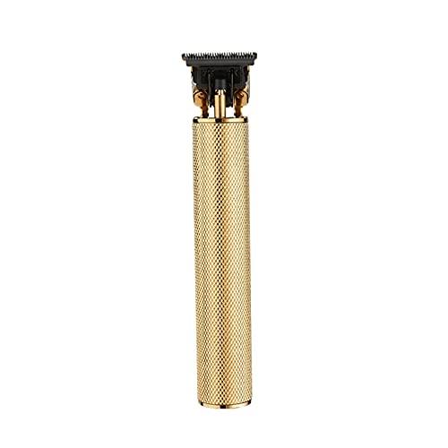 shandianniao Trimmer Electric Trimmer Oletiner Care con Cargador Trimmer T-Blade para Hombres & Peluquerías y Estilistas Detalle de Cero Gapado Barbería (Color : B)