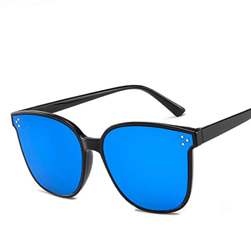ShSnnwrl Gafas Sol De Hombre Mujer Polarizadas Sunglasses Gafas De Sol Rojas De Moda para Mujer, Gafas De Sol De Ojo De Gato De Diseñador