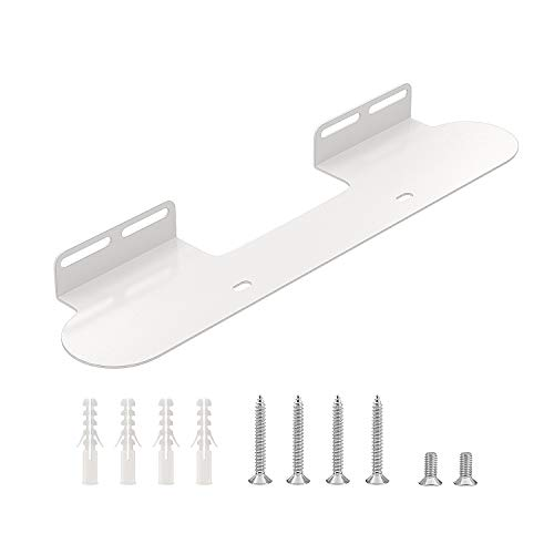 Why Should You Buy Wall Mount for Sonos Beam Soundbar Sturdy Metal Mounting Bracket Compatible with ...