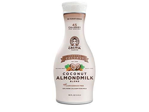 Califia Farms Dairy-Free Toasted Coconut Almond Milk Blend - 48 fl oz