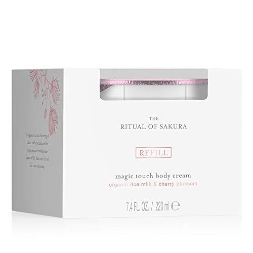 RITUALS The Ritual of Sakura Körpercreme zum Wiederbefüllen, 220 ml