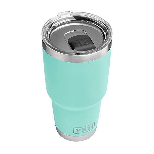 YETI Rambler 30 oz Stainless Steel Vacuum Insulated Tumbler w/MagSlider Lid, Seafoam
