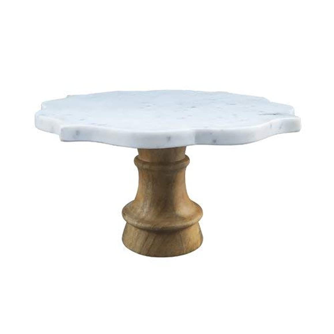 OKSLO Marble cake stand