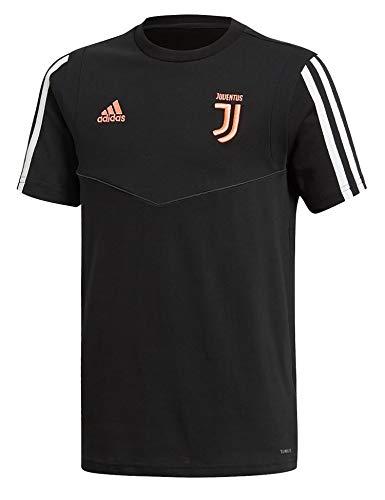 adidas 19/20 T-Shirts, Unisex Niños, Black/Dark Grey, 1112
