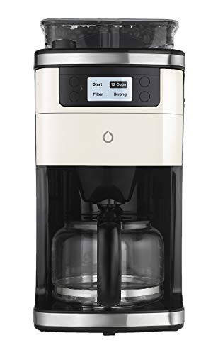 iCoffee Remote Brew with Smarter App and 3 Interchangeable Color Panels (Cream, Black, Red)