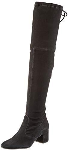 Högl Damen Long Liner Overknees, schwarz (schwarz 0100), 41 EU