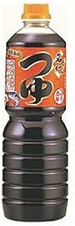 ヤマモリ 名代つゆ 3倍濃縮 1Lペットボトル×6本入