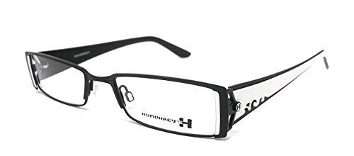 Humphrey's Augenmuschel für Damen 582029 10 Schwarz und Weiß