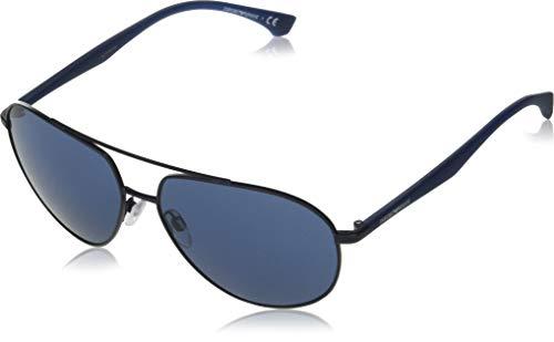 Emporio Armani Gafas de Sol EA 2096 Matte Blue/Blue 60/14/140 hombre
