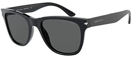 Giorgio Armani Gafas de Sol AR 8133 Black/Grey 54/20/145 hombre