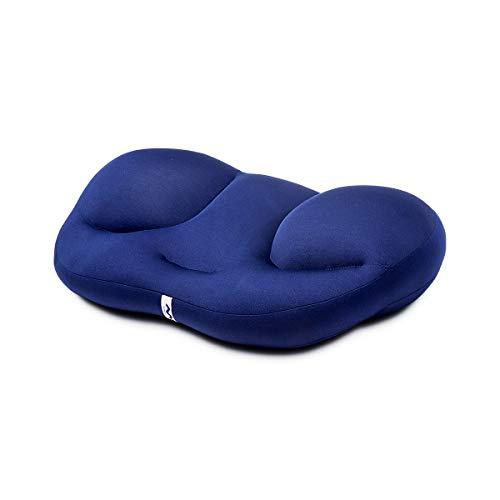 Maywind 3D Kopfkissen Ultraleicht Körper Kissen Liegeposition Bequem Frei Verstellbar Cute Cushion Pillow Rückenstütze für Ausruhen zum Ansehen von Filmen und Videos auf Sofa Behaglich