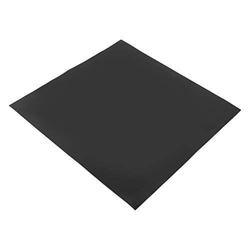 Liukouu Alfombrilla Antideslizante, Alfombrilla Resistente al Calor no tóxica, Horno Tostador para cafetera de microondas para freidora de Aire(Square)