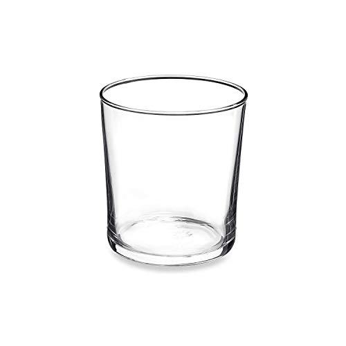 Bormioli Rocco 710870 Bodega Trinkglas Medium, 335 ml, Glas, transparent, 12 Stück