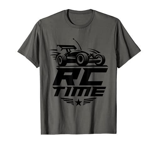 RC Race Time! Funkgesteuertes Hobby Auto LKW Buggy lustiges Geschenk T-Shirt