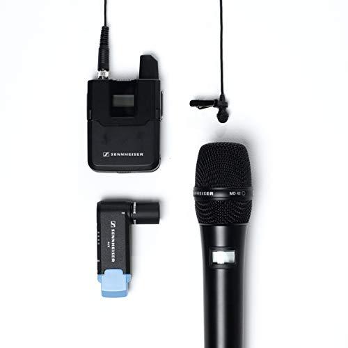 Sennheiser AVX digitaal draadloos microfoonsysteem (AVX-COMBO SET-3-UK) combo-set