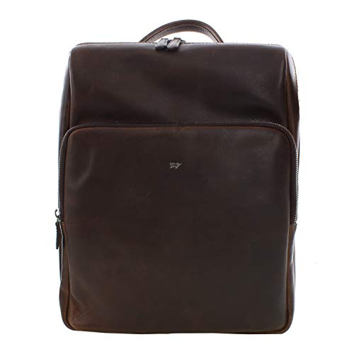 BRAUN BÜFFEL Parma Businessrucksack Leder 40 cm Laptopfach