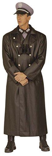 WIDMANN Desconocido Disfraz de Abrigo de General Nazi