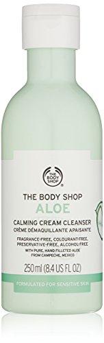 The Body Shop Aloe Vera milder Gesichtsreiniger