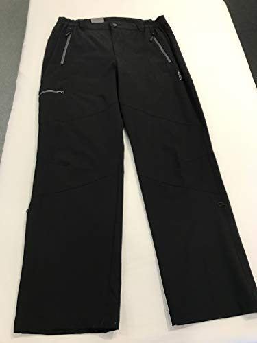 Pantalon de trekking HOT-SPORTSWEAR SANTIAGO, Noir (99), 25